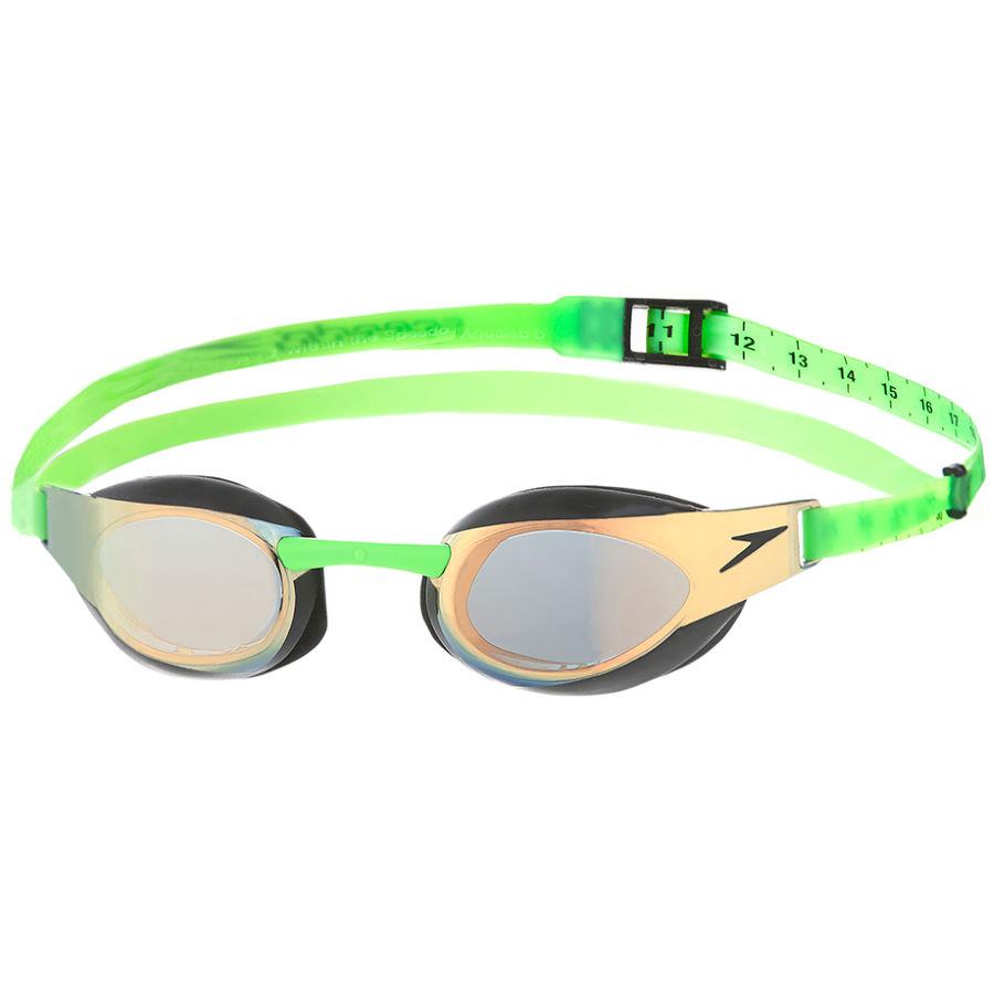 Speedo Fastskin 3 Elite Goggles Mirrored Ly Sports