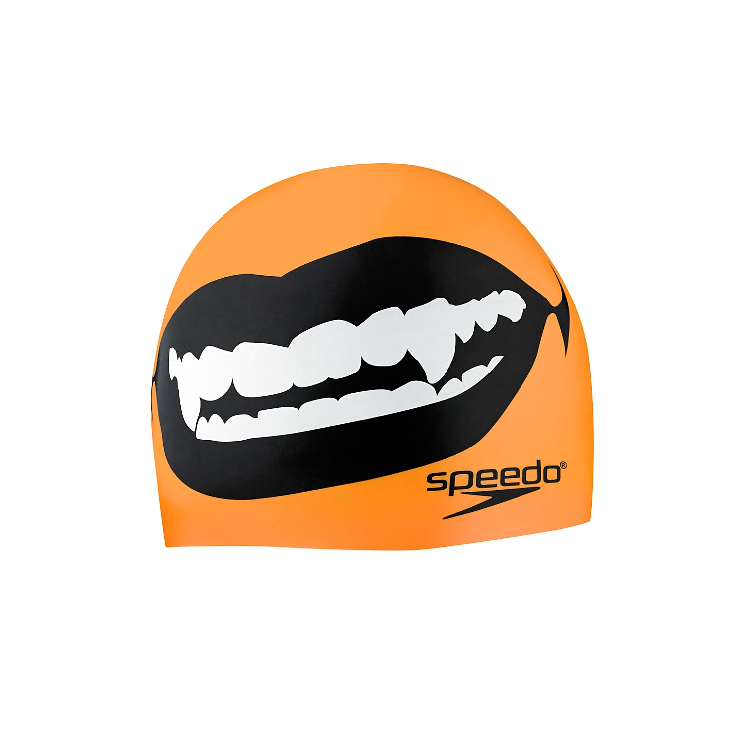 Speedo Fang Thang Silicone Cap Ly Sports
