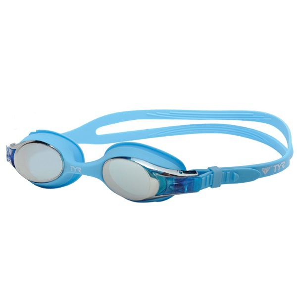 3f2fb4d5a2 TYR Kids Swimple Mirrored - Ly Sports