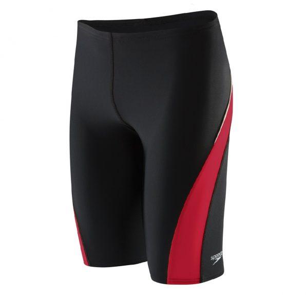 Speedo Men's Taper Splice Swimsuit