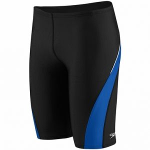 Speedo Men's Taper Splice Swimsuit