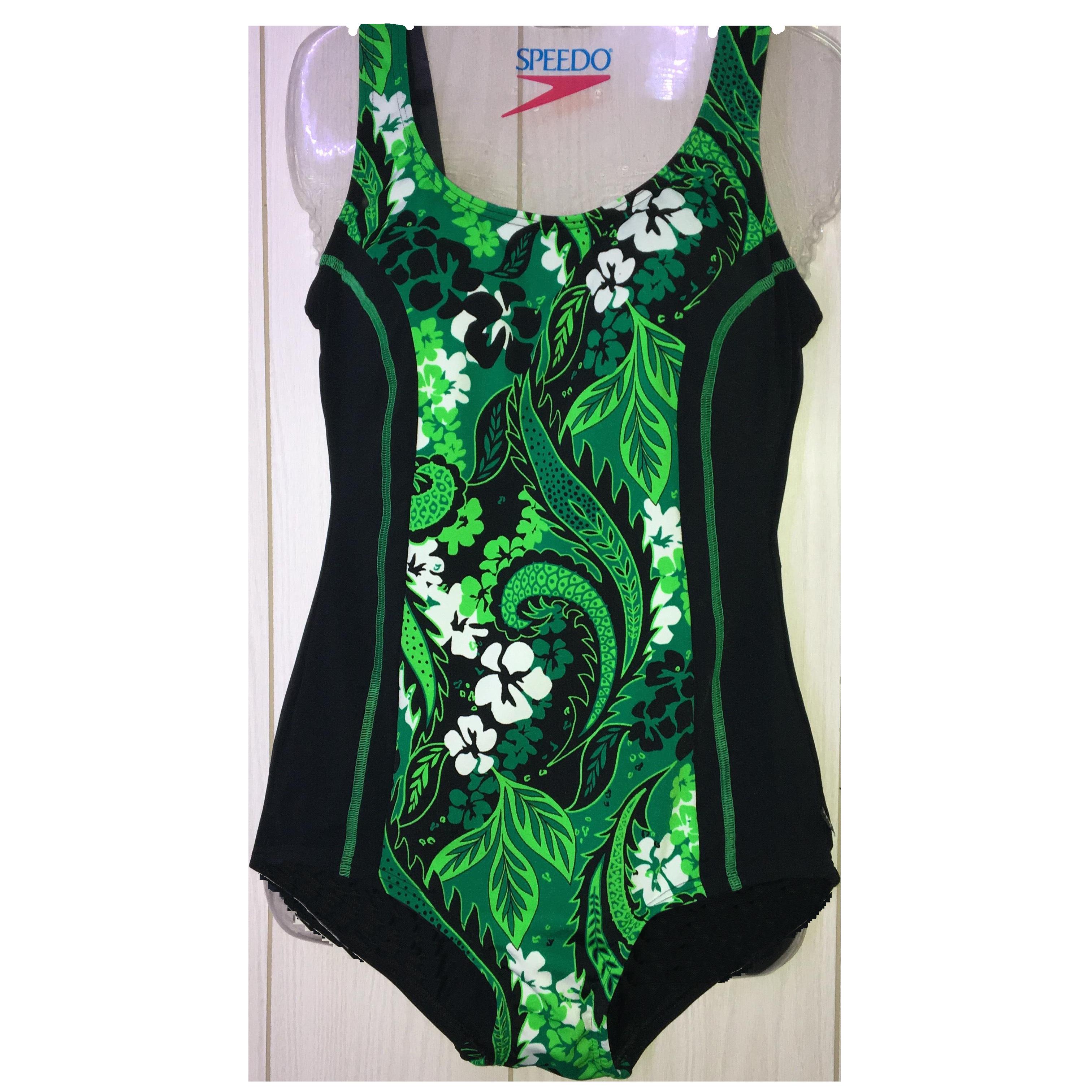 TYR Women's Aquatank Flowers One Piece Swimsuit