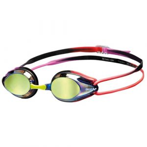 Arena Tracks Mirrored Swim Goggles