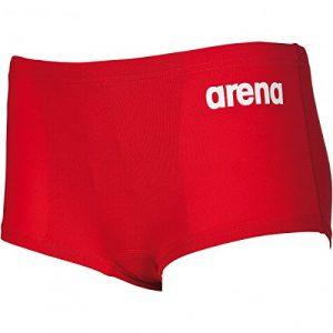 Arena Boy's Solid Short Jr. Swimsuit