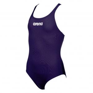 Arena Girl's Solid Swim Pro Jr Swimsuit