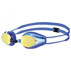 Arena Tracks Junior Mirrored Swim Goggles