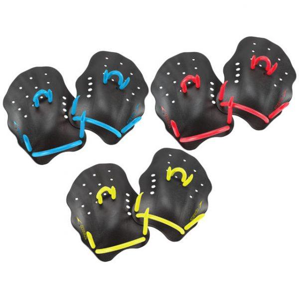 Speedo Nemesis Contour Swim Paddles