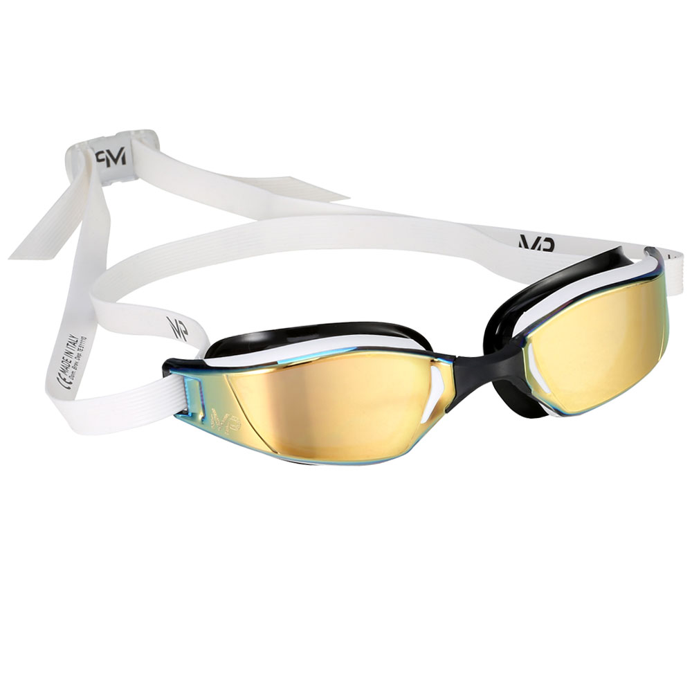 MP XCEED Titanium Mirrored Swim Goggles - FINAL SALE