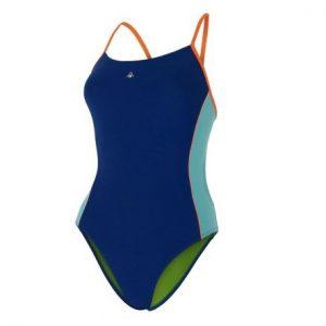 Aqua Sphere Girl's Orla Repreve One Piece Swimsuit