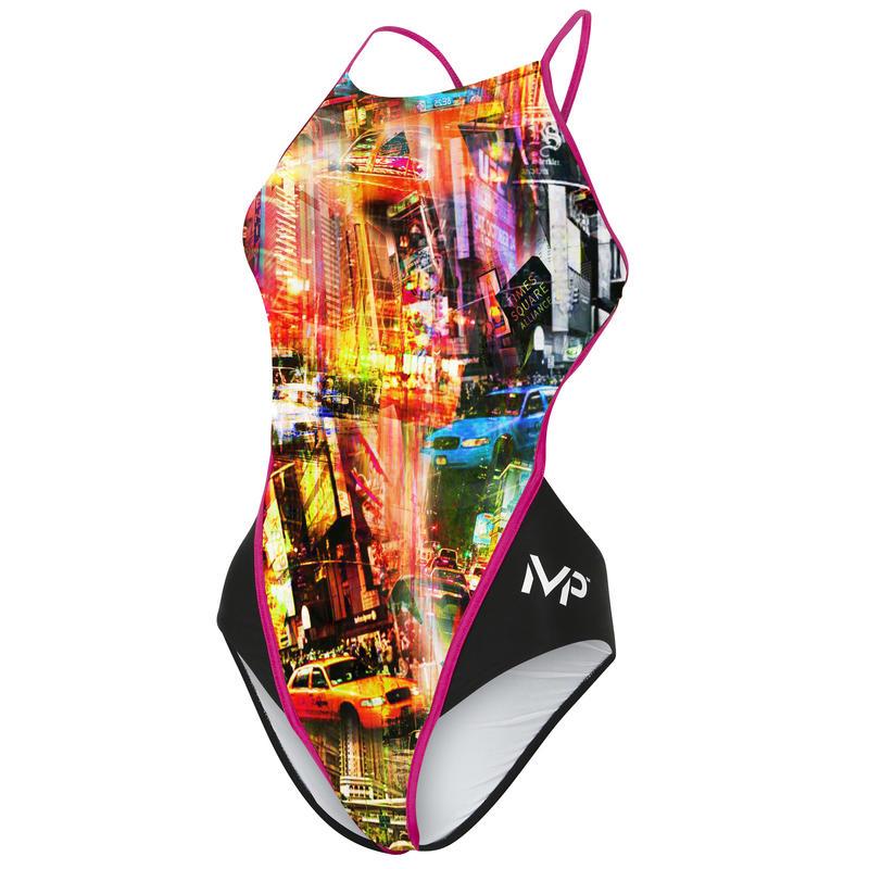 MP Women's Phoenix Racerback Swimsuit - FINAL SALE