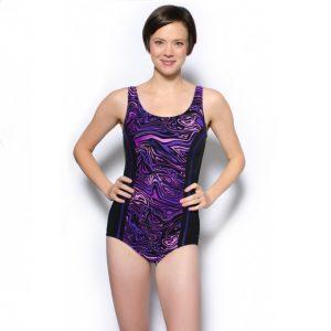 TYR Women's Heat Wave Maxback One Piece Swimsuit