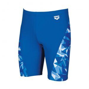 Arena Men's Shattered Glass Jammer Swimsuit