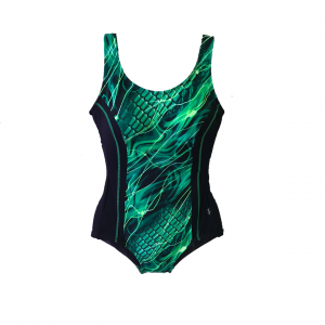 TYR Women's Honeycomb Aquatank One Piece Swimsuit