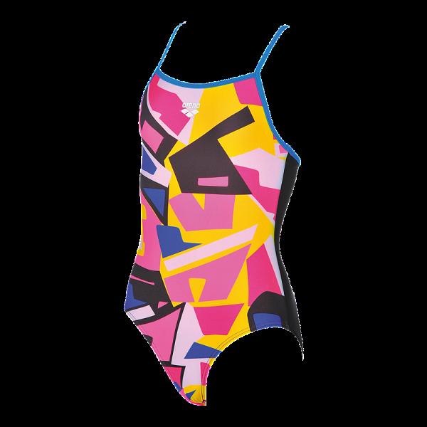Arena Girl's Jumble Jr One Piece Swimsuit