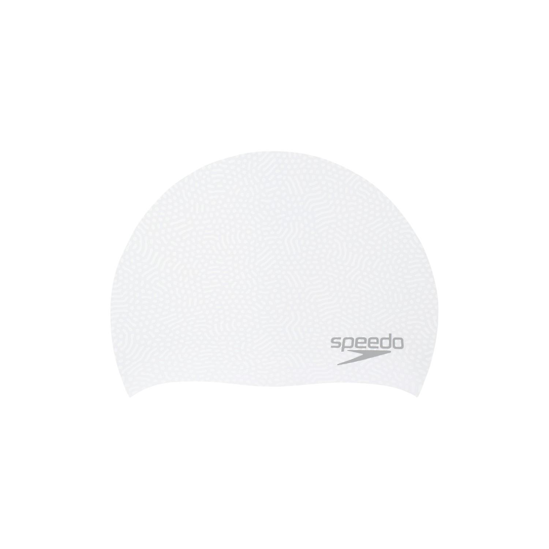 Speedo Elastomeric Printed Caps