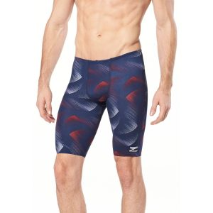 Speedo Men's Beta Blade Jammer Swimsuit