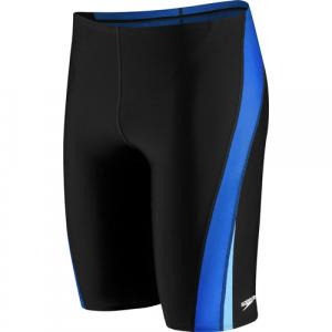 Speedo Men's Launch Splice Jammer Swimsuit