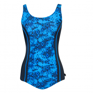TYR Women's Glacial Aqua Tank One Piece Swimsuit