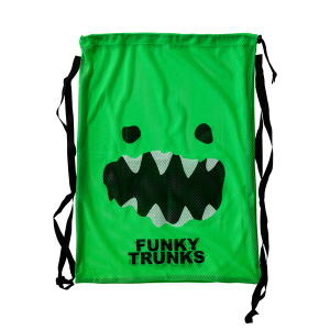Funky Trunks Mad Monster Swim Equipment Mesh Bag