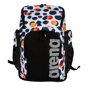 Arena Team 45 All Over Polka Dots Printed Swim Backpack