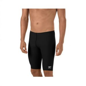Speedo Youth Solid Endurance+ Jammer Swimsuit