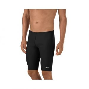 Speedo Men's Core Solid Jammer Swimsuit