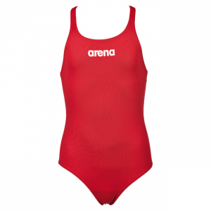 Arena Girl's Solid Swim Tech Jr Swimsuit