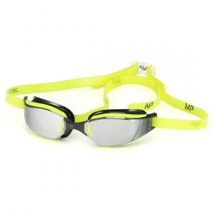 MP XCEED Mirrored Swim Goggles FINAL SALE