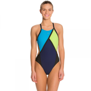 Aqua Sphere Women's Koa Cross Back One Piece Swimsuit - FINAL SALE