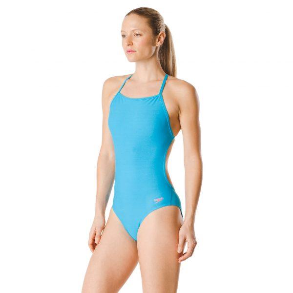 Speedo Women's The One Solid One Piece Swimsuit FINAL SALE