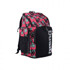 Arena Team 45 All Over Monkey Printed Swim Backpack