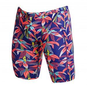 Funky Trunks Men's BamBamBoo Jammer Swimsuit