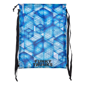 Funky Trunks Galactica Swim Equipment Mesh Bag