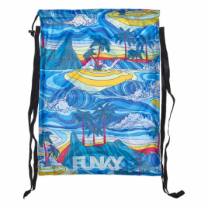 Funky Trunks Summer Bay Swim Equipment Mesh Bag