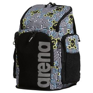 Arena Team 45 All Over Crazy Labyrinth Swim Backpack