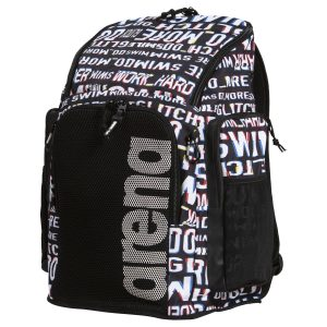Arena Team 45 All Over Neon Glitch Backpack