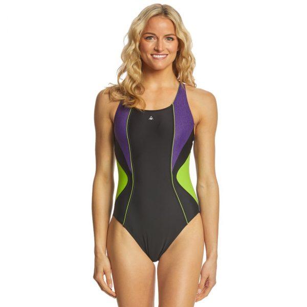 Aqua Sphere Women's Chelsea One Piece Swimsuit FINAL SALE