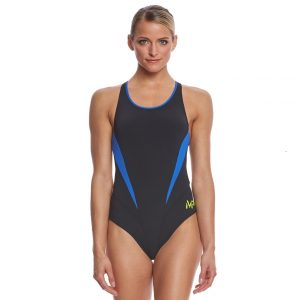 MP Women's Competition Back Splice Swimsuit FINAL SALE