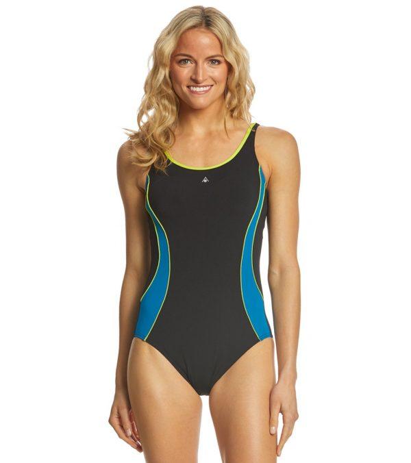 Aqua Sphere Women's Alina One Piece Swimsuit FINAL SALE