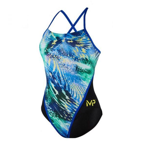 MP Women's Vital Racerback One Piece Swimsuit FINAL SALE