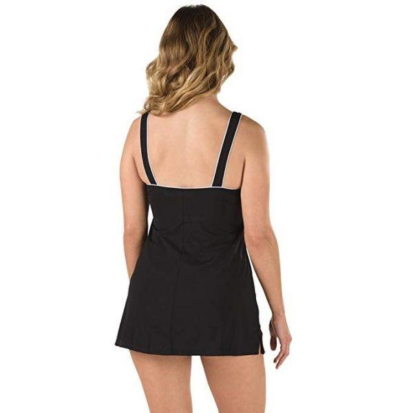 Speedo Women's Sheath Dress Swimsuit