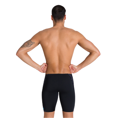 Arena Men's Bishamon Jammer Swimsuit back