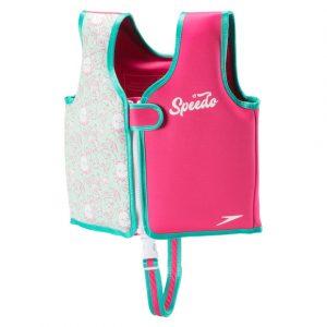 Speedo Kid's Printed Ocean Princess Neoprene Swim Vest