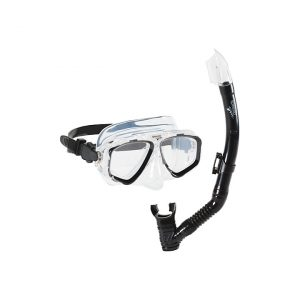 Speedo Adult Recreation Mask And Snorkel