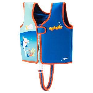 Speedo Kid's Printed Shark Neoprene Swim Vest