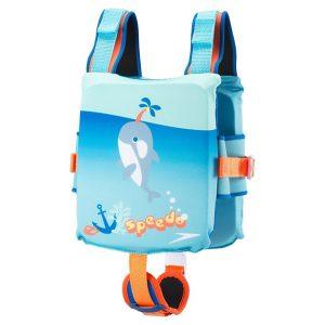 Speedo Kid's Begin to Swim Printed Whale Float Coach