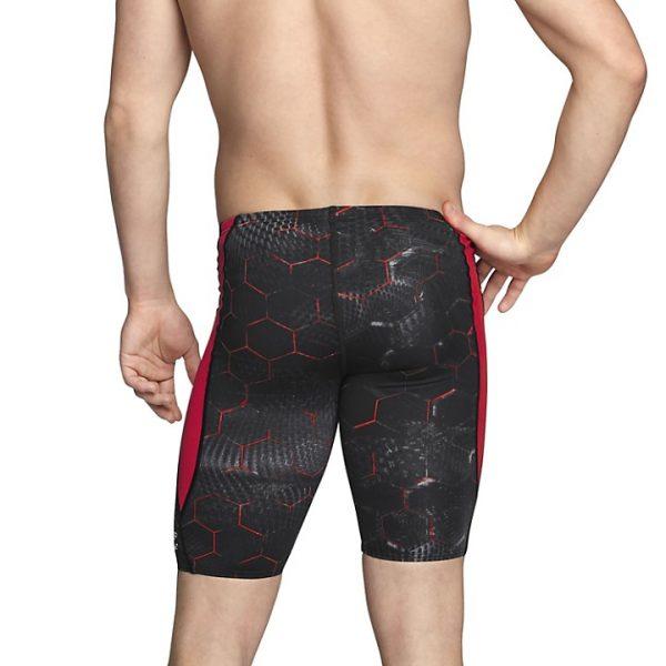 Speedo Men's Emerging Force Jammer Swimsuit