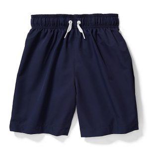 "Speedo Boy's Solid Volley 15"" Swimshorts"