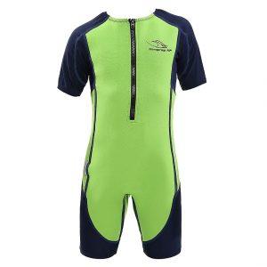 Aqua Sphere Kid's Stingray HP Short Sleeve Wetsuit