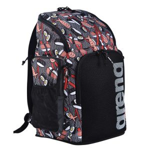 Arena Team 45 All Over Sushi Swim Backpack